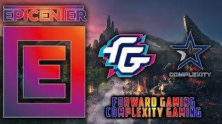 Forward  vs Complexity | EPICENTER Major 2019