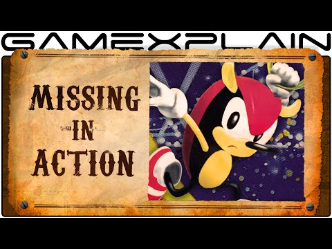 Missing in Action - Mighty & the Forgotten Chaotix (Sonic the Hedgehog)