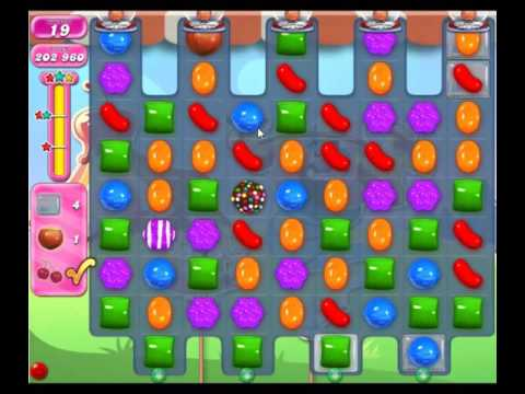 Candy Crush Saga Level 1801 - NO BOOSTERS