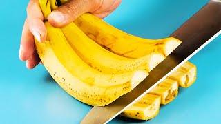 25+ Гениальных идей с фруктами и овощами