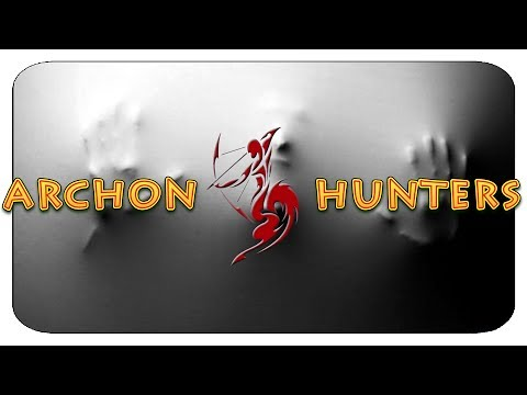 THE ARCHON HUNTERS : MENTAL PARASITE SELF-DEFENSE