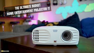 The Ultimate Budget Home Entertainment Projector !!!