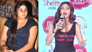 Shilpa Shetty's BEST Reply To Kareena Kapoor Becoming FAT After Pregnancy