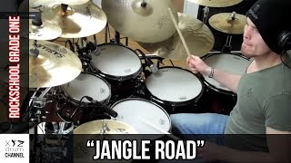 """Jangle Road"" Rockschool Grade 1 @ Dunx Drum School"