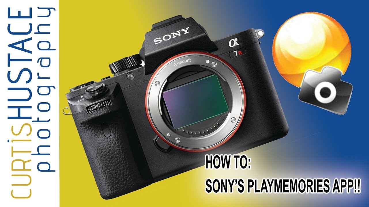 How To: How to connect and use Sony's Playmemories with your IOS or Android  Phone