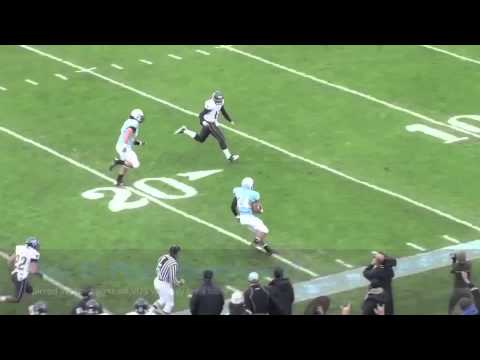 Play #7 - Williams picks off VU's Whitney for a score