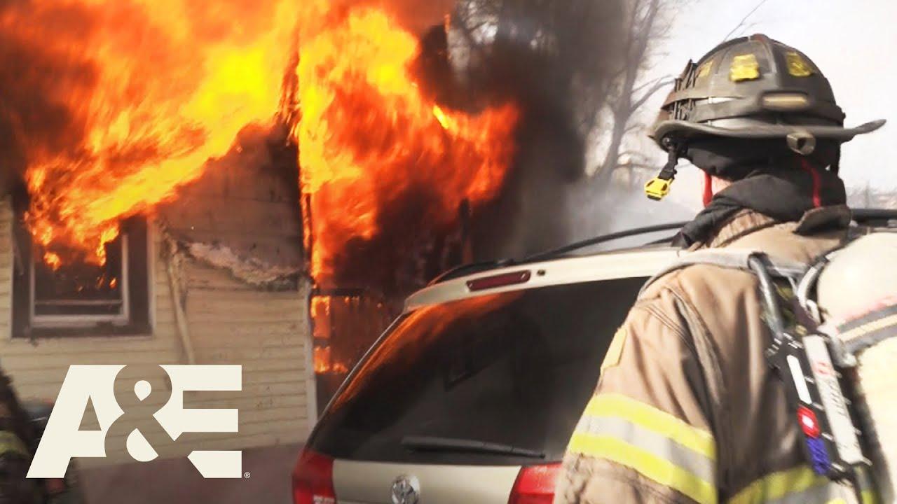 Live Rescue: Big Blazing Fire (Season 2) | A&E