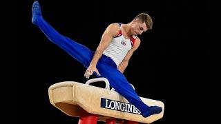 ЧМ 2018 (мужчины) – Конь / 2018 World Championships (men) – Pommel Horse