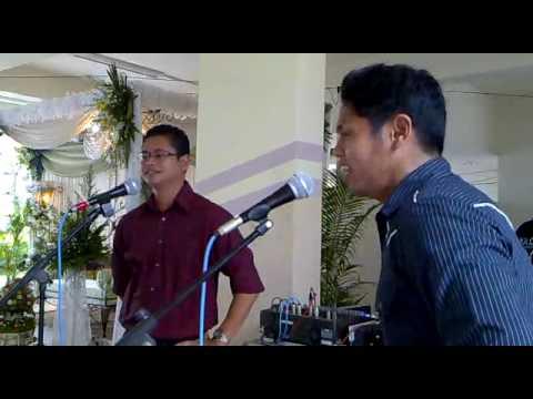 Karaoke at Syed's wedding part 2