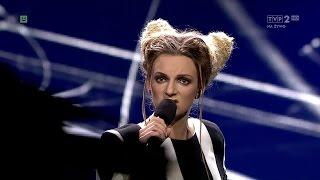 """The Voice of Poland V - Sarsa Markiewicz - """"Glory Box"""" - LIVE 2"""