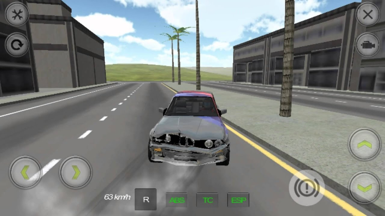 Delightful Short Play #21 Extreme Sport Car Simulator 3D Android