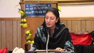 Berinder Bakshi - Guelph Gurdwara Kirtan