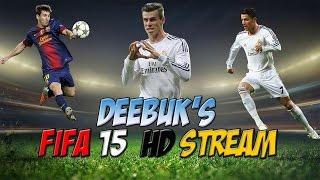 FIFA 15 - Seasons Mode (Division 3) - Live HD Stream 13/12/14 - @Dee_Buk
