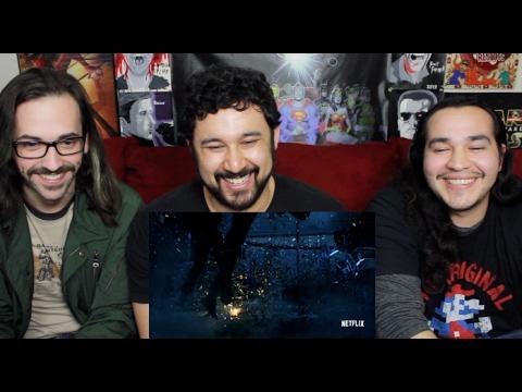 Marvel's IRON FIST Official Netflix TRAILER REACTION & REVIEW!!!
