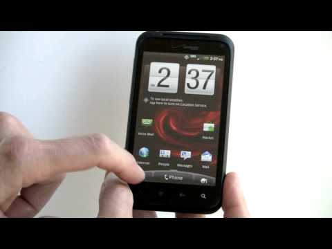 Droid Incredible 2 by HTC Review