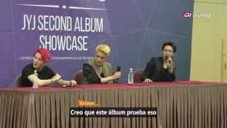 [HD] 140812 Pops in Seoul - JYJ Membership W. Showcase (Sub Español)