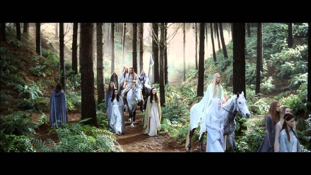 Download LOTR The Return of the King - Arwen's Vision