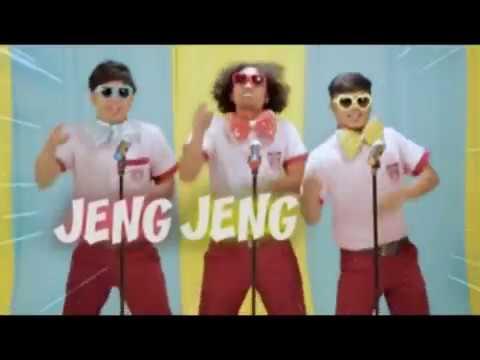 Lagu Boboiboy Galaksi dan Upin Ipin Jeng Jeng Jeng
