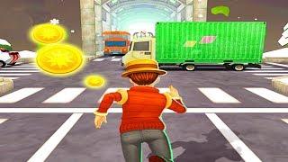 Subway Rush Runner #39   Android Gameplay   Friction Games