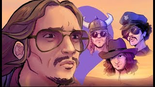 The Darkness - Heart Explodes (Official Lyric Video)