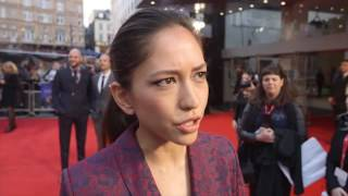 La La Land - London Film Festival Gala Screening Sonoya Mizuno soundbite