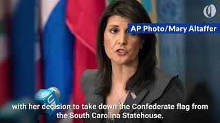 Nikki Haley shoots down speculation of a presidential run