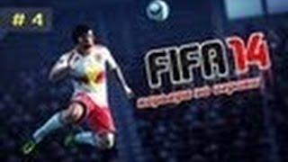 Fifa 14I Карьера за игрока- Штанга-ГОЛ 4#