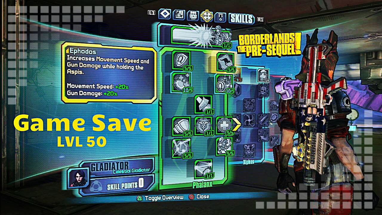 Borderlands: The Pre-Sequel Review - GameSpot