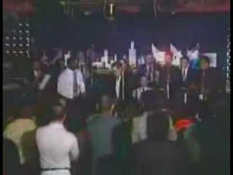 Hector La Voz Lavoe El Cantante (ultimo concierto)