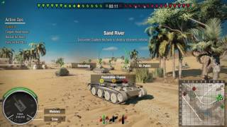 World of Tanks covenanter first battle Mastery Console PS4
