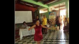 La Paz, Honduras Discapacidades 3 dic 2012.wmv