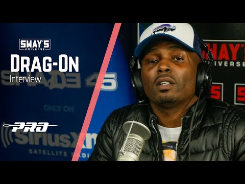 Drag-On Talks Swizz Beats, Ruff Ryders and New Music | Sway In The Morning | Sway's Universe