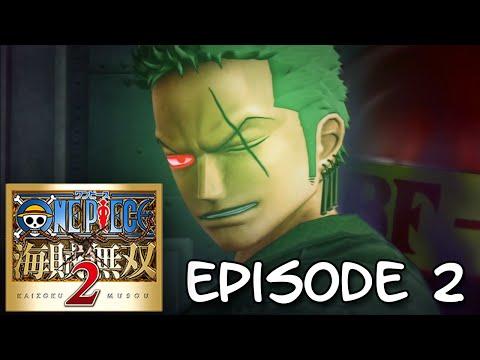 One Piece Pirate Warriors 2 - Episode 2 : Punk Hazard !