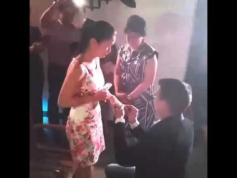 Heart Evangelista and Chiz Escudero wedding proposal