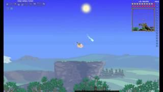 Terraria 1.2 - How to Make the Flame Wings