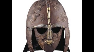 Sutton Hoo ship burial helmet Minelab 34 Channel clip1