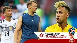 Bản tin World Cup 18/6 | Đức, Brazil ra quân đầy thất vọng