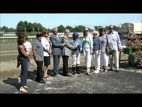 video thumbnail for MONMOUTH PARK 8-25-19 RACE 6