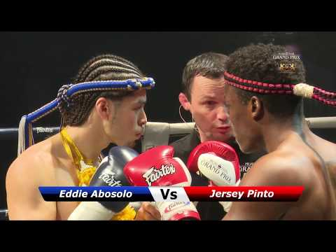 MTGP presents LF39: Eddie Abasolo v Jersey Pinto