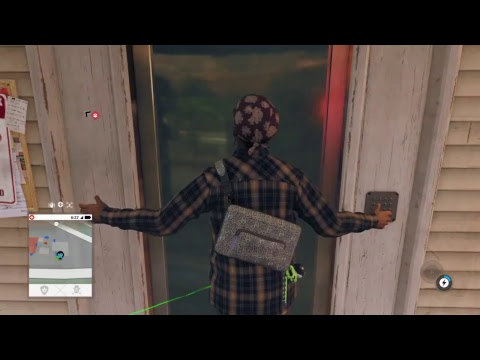 Watch dogs 2 in the hood