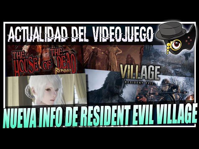 RESIDENT EVIL 8 NUEVOS DETALLES, FECHA DE DAYS GONE EN PC, NIER REPLICANT Y MAS...