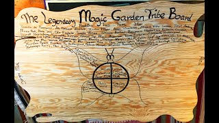 Jacob's Vlog #9 Honoured Members of The Magic Garden