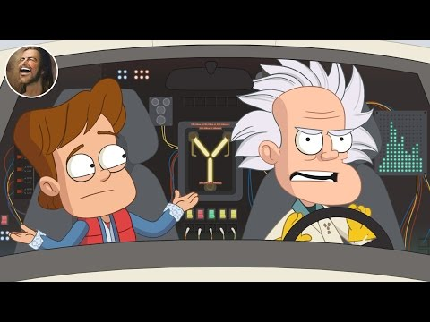 Назад в будущее мультфильм 2 сезон