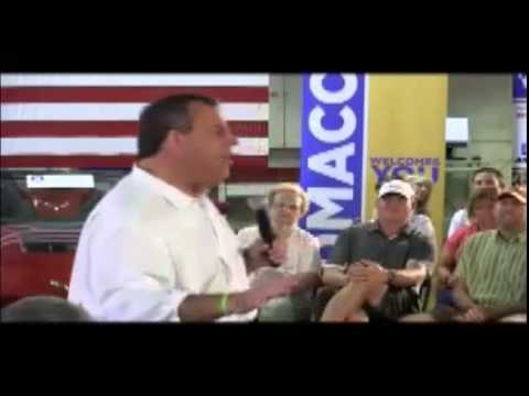 Chris Christie Rips Gun Owner A New One During Town Hall Meeting In Iowa