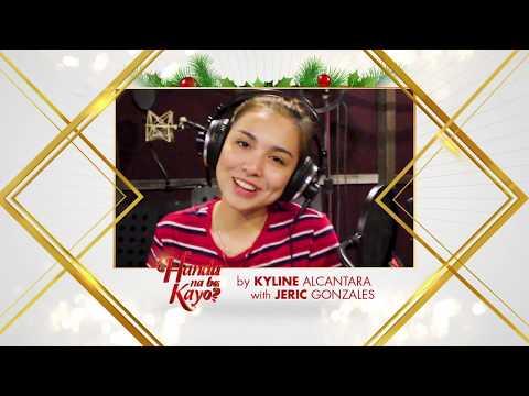 Handa Na Ba Kayo | Kyline Alcantara with Jeric Gonzales