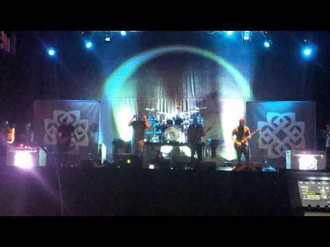 Breaking Benjamin - Ashes of Eden (Live)
