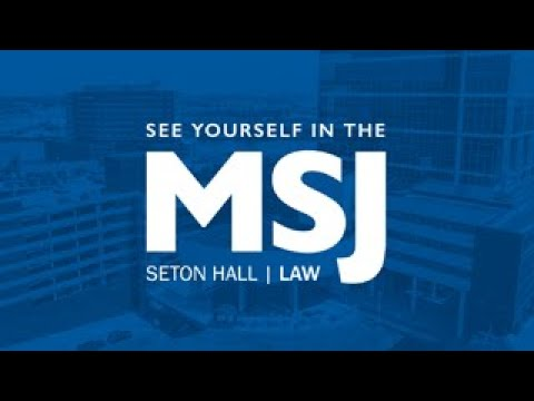 MSJ Graduate Program. An online degree offering opportunitie