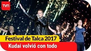 Kudai volvió con todo y lo demostró en Talca | Festival  de Talca 2017
