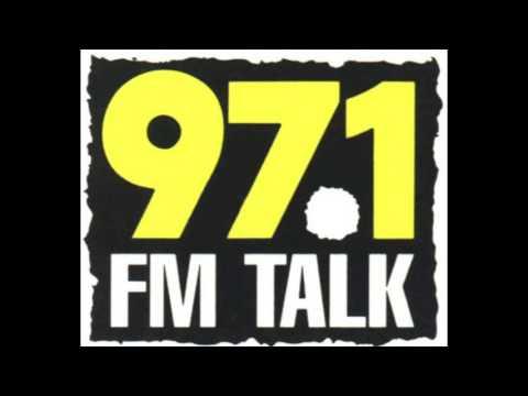 97.1 KLSX The FM Talk Station Radio ID Los Angeles (2007)