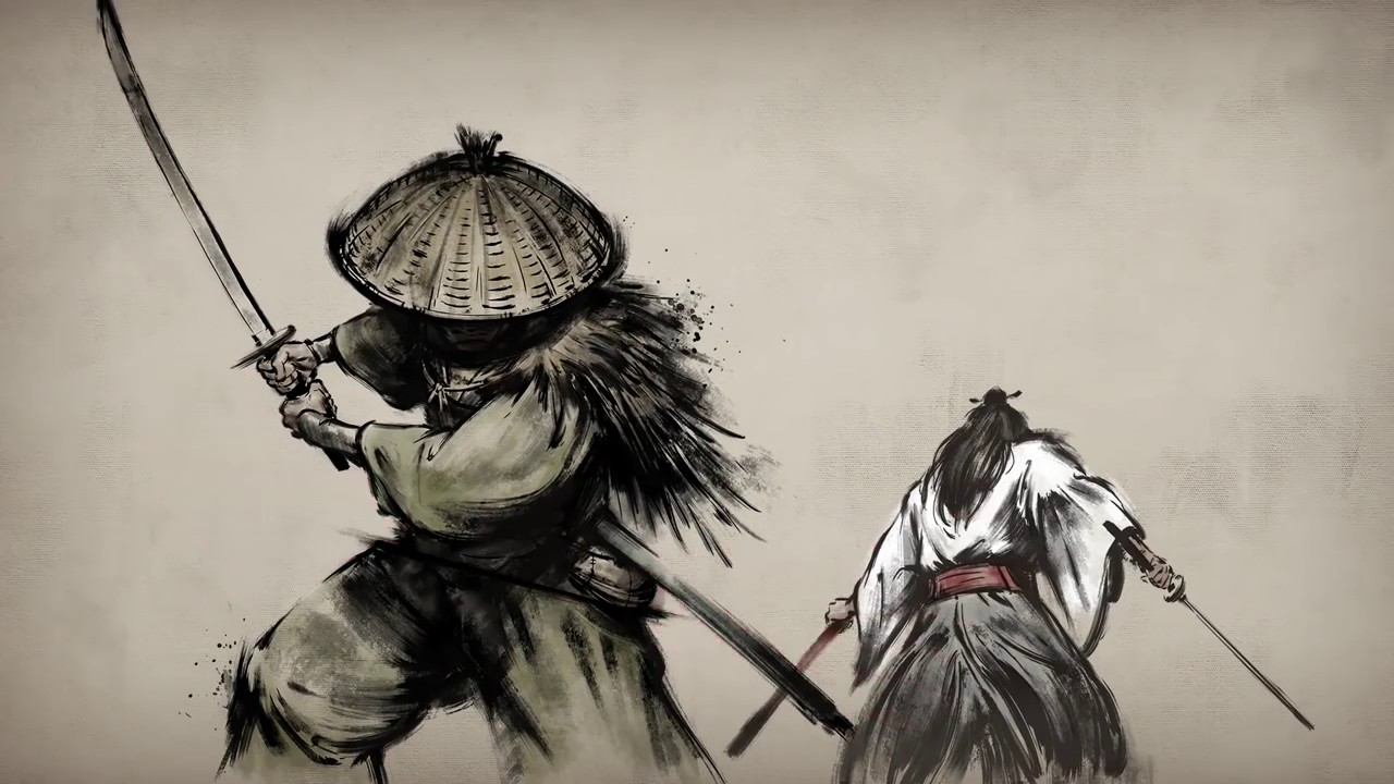 Samurai RPG Tale of Ronin - Trailer - YouTube